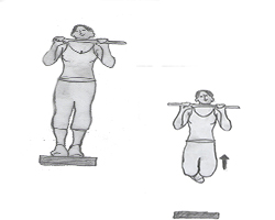 Body weight-Pull-up