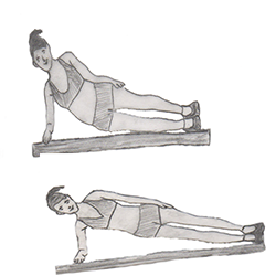 Abs-Side plank