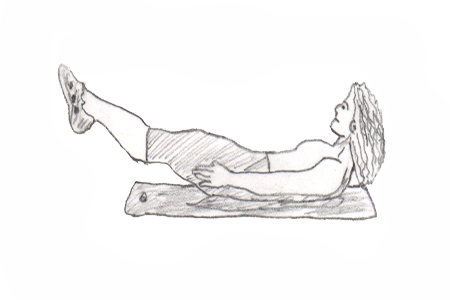 Sprinter Situp is not a beginners. This is a advance exercise which helps to develop your core stregth.