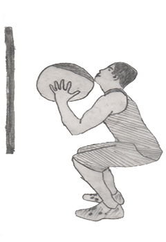Wall Ball| Fitness Trainer | thebestfitnesstrainer com